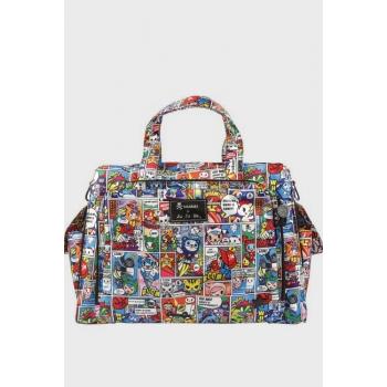 Дорожная сумка для мамы или сумка для двойни Ju-Ju-Be Be Prepared, Tokidoki Super Toki