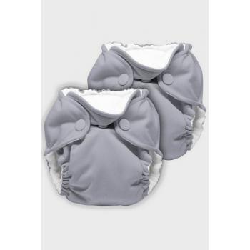 Многоразовые подгузники для новорожденных Lil Joey Kanga Care, Platinum, 2шт.
