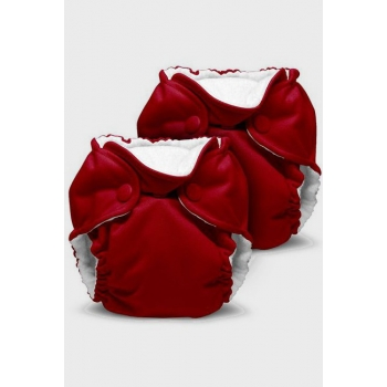Многоразовые подгузники для новорожденных Lil Joey Kanga Care, Scarlet, 2шт.