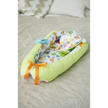 Кокон-гнездышко для новорожденных Babynest Animals