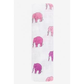 Муслиновая пеленка для новорожденных Aden&Anais, Elephant Parade