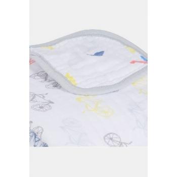 Муслиновое одеяло Aden&Anais, 70х70см, Leader Of The Pack
