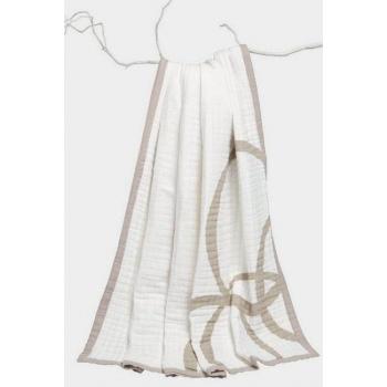 Муслиновое одеяло для мамы Aden&Anais, Circle Dance