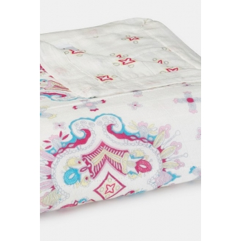 Одеяло бамбуковое Aden&Anais, Flower Child - Kaleidoscope