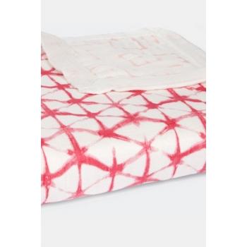 Одеяло бамбуковое Aden&Anais, Berry Shibori