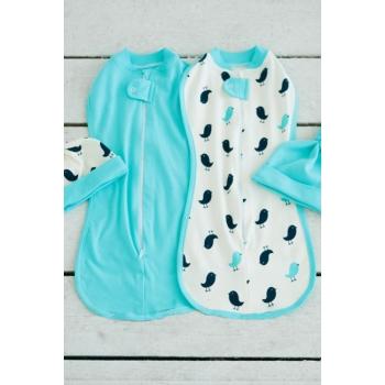 Комплект пеленок-коконов для новорожденных, Vincent