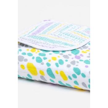 Муслиновое одеяло Adam Stork, цвет Candy Dream