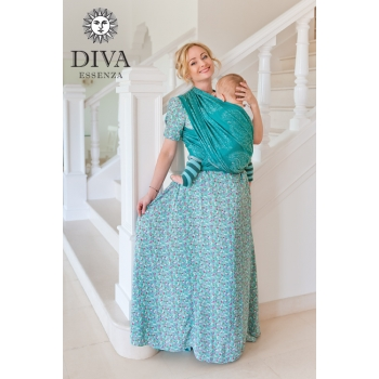 Слинг-шарф Diva Essenza, Smeraldo