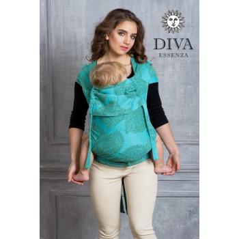 Май-слинг Diva Essenza, Menta, размер Toddler