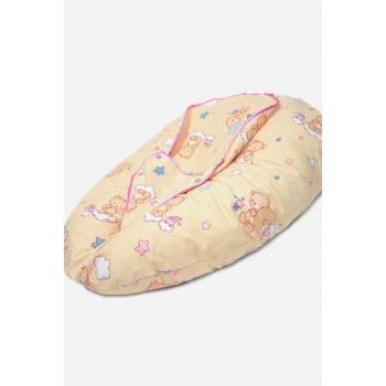 """Подушка для кормления новорожденных Babymoov """"Мишки"""""""