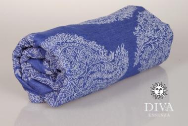 Слинг с кольцами Diva Essenza, Azzurro