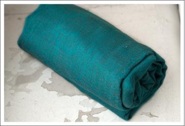 Слинг-шарф Ellevill Paisley Smaragd
