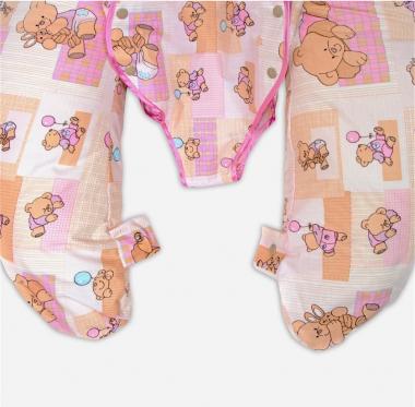 """Подушка для кормления новорожденных Babymoov """"Мишки малышки"""""""