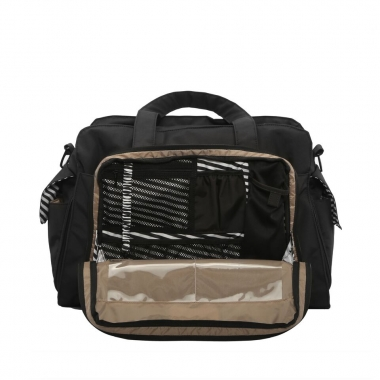 Дорожная сумка для мамы или сумка для двойни Ju-Ju-Be Be Prepared, Onyx Black Out