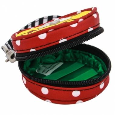 Сумочка для пустышек Ju-Ju-Be - Paci Pod, Hello Kitty Strawberry Stripes