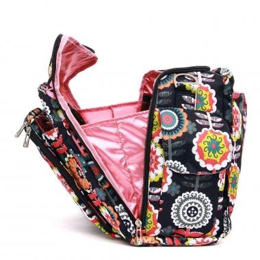 Дорожная сумка Ju-Ju-Be Be Prepared, Dancing Dahlias