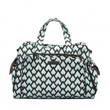 Дорожная сумка Ju-Ju-Be Be Prepared, Onyx Black Diamond