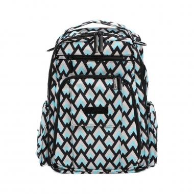 Рюкзак для мамы Ju-Ju-Be Be Right Back - Onyx Black Diamond