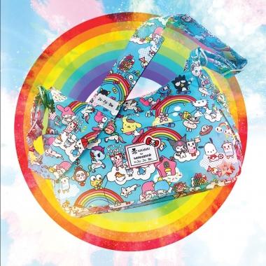 Сумка для мамы Ju-Ju-Be HoboBe - Rainbow Dreams
