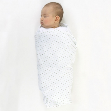 Набор пеленок SwaddleDesigns Swaddle Duo KW Dot/Mod Circle