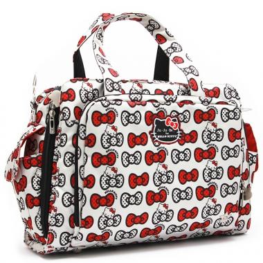 Дорожная сумка или сумка для двойни Ju-Ju-Be Be Prepared Hello Kitty Peek a Bow