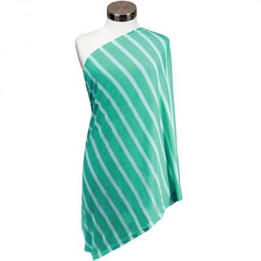 Шарф-накидка для кормления Itzy Ritzy, Seaside Stripe