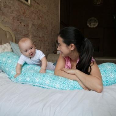 """Подушка для беременных и кормящих """"Flora"""""""