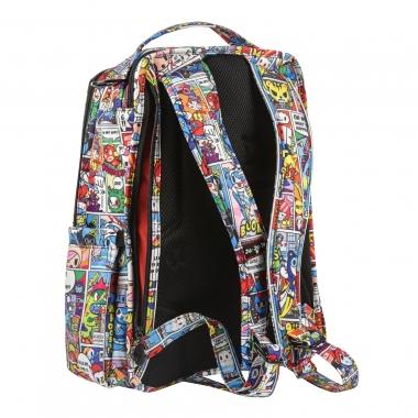 Рюкзак для мамы Ju-Ju-Be - Be Right Back, Tokidoki Kaiju City