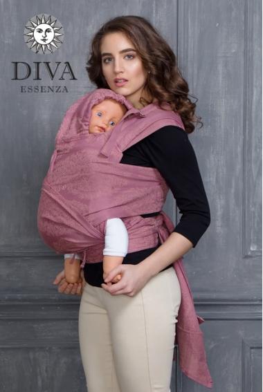 Май-слинг Diva Essenza Antico, размер Toddler