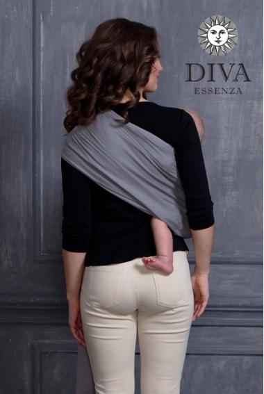 Слинг с кольцами Diva Essenza, Argento