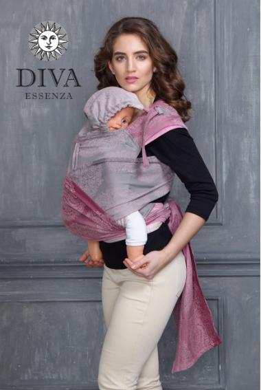Май-слинг Diva Essenza Dolce, размер Toddler