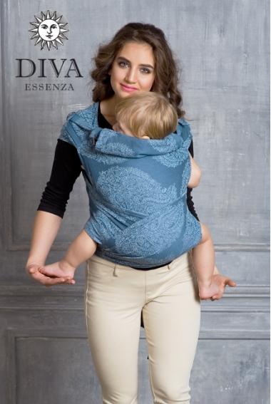 Май-слинг Diva Essenza, Eclipse, размер Toddler