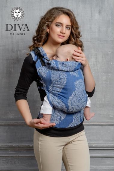 Эрго-рюкзак Diva Essenza Azzurro
