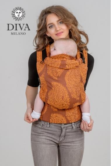 Эрго-рюкзак Diva Essenza Terracotta