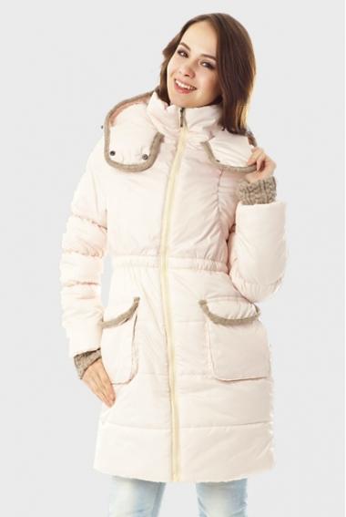Зимняя слингокуртка Gerda 3в1, бланж