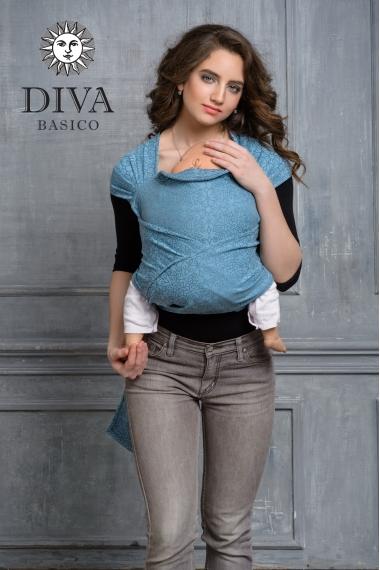 Май-слинг Diva Basico, Luna