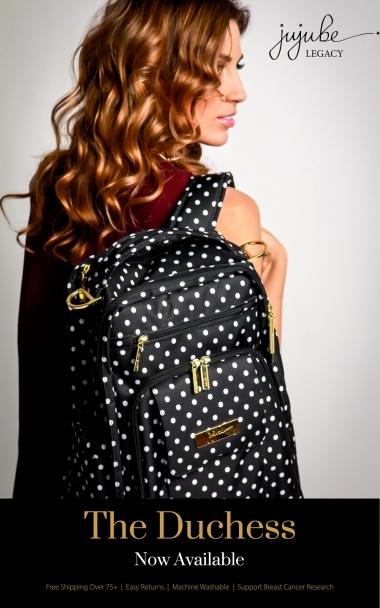 Рюкзак для мамы Ju-Ju-Be - Be Right Back, Legacy the Dutchess